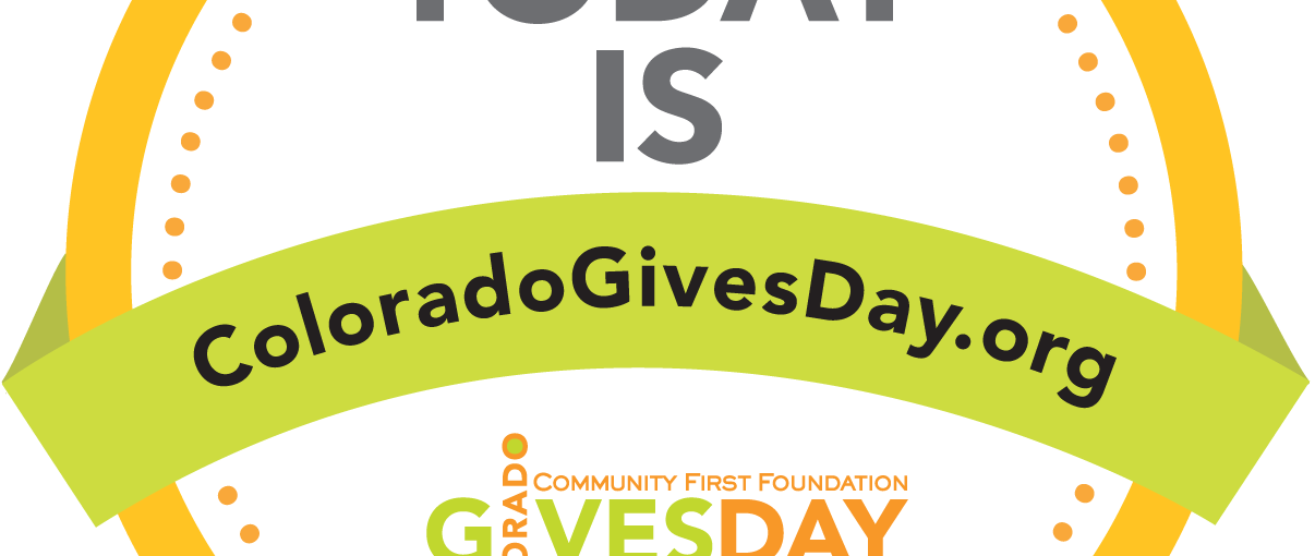 Today is Colorado Gives Day