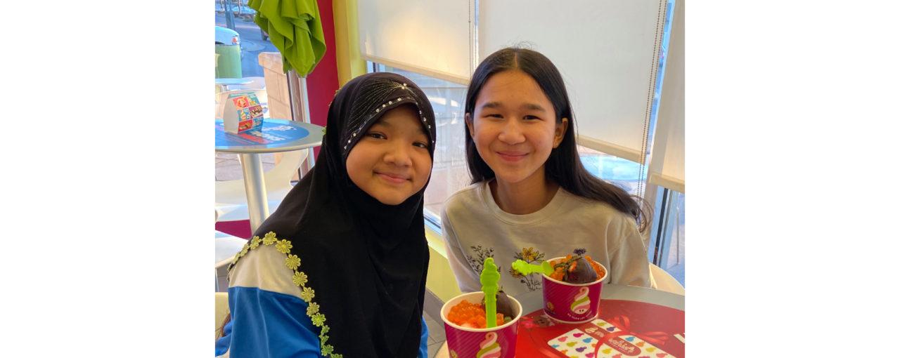 Hope Program Motivates and Empowers Refugee Girls