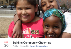 We're going live 3 times a week to build community
