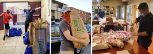 HOPE COMBATS FOOD INSECURITY