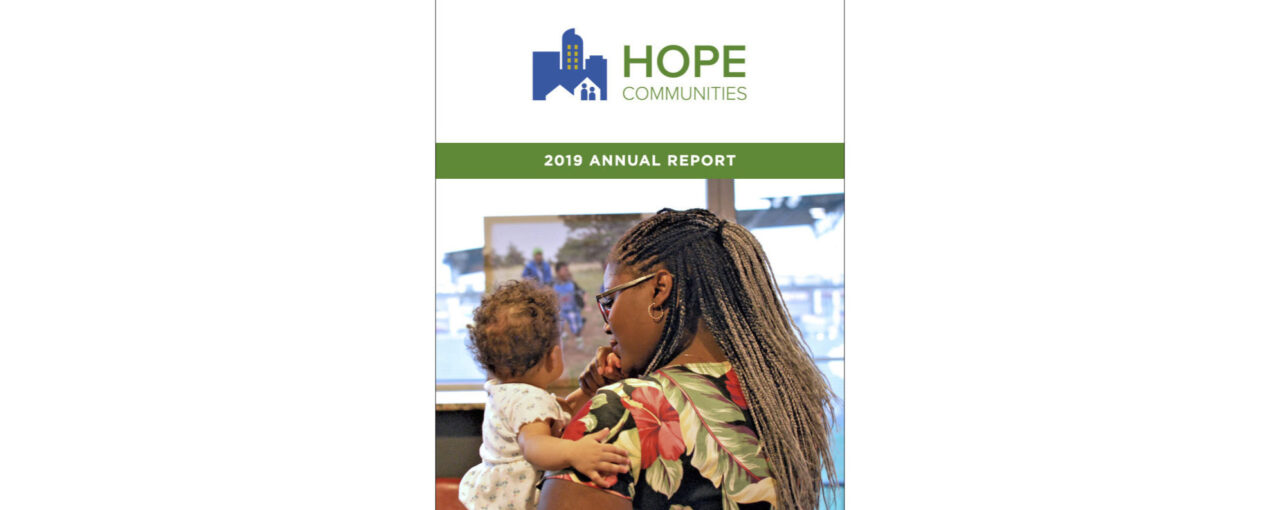 2019 Annual Report, Financials, Impact Page online